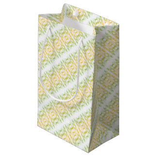 Modern Pattern Small Gift Bag