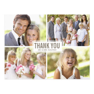 Custom Thank You Postcards | Zazzle.co.uk