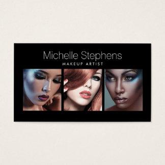 Modern Photo Trio for Makeup Artists Black