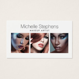Modern Photo Trio for Makeup Artists, Stylists