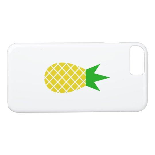 Modern pineapple iPhone case