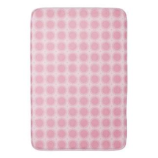 Modern-Pink-Sun-Rise-Bath-Bed-RUGS-S-M-L Bath Mat