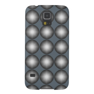 Modern Polka Dot Pattern Galaxy S5 Cover