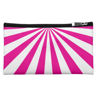 MODERN PRINT DESIGN COSMETIC BAG