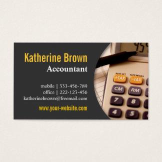 Modern, Professional, Accountant, Tax, Calculator
