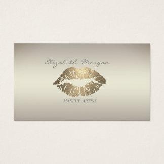 Modern Professional Charming  Luminous,Lips Business Card