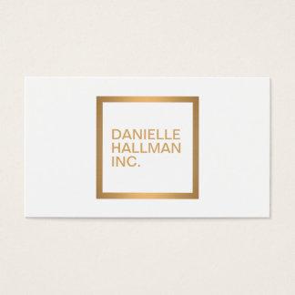 Modern Professional Gold Name Logo
