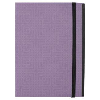 Modern Purple -Maze Pattern- Custom