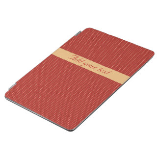 Modern Red iPad Smart Cover iPad Air Cover