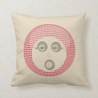 Modern Russian Doll Cushion