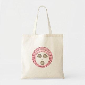 Modern Russian Doll Tote Bag