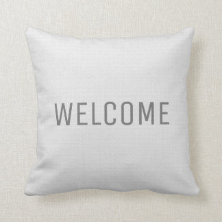 Welcome Home Cushions - Welcome Home Scatter Cushions Zazzle.co.uk