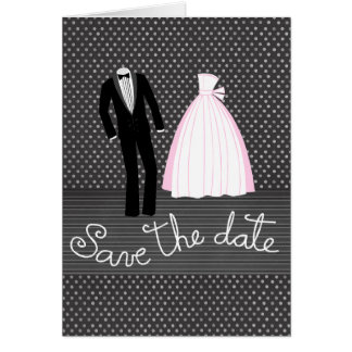 Modern Save the Date Cards Greeting Cards