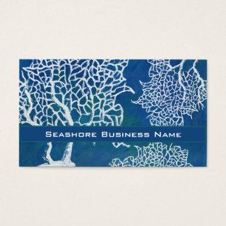 Modern Seashore Beach Ocean Coral Water Business