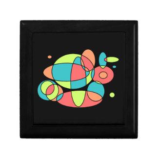 Modern Shapes Gift Box