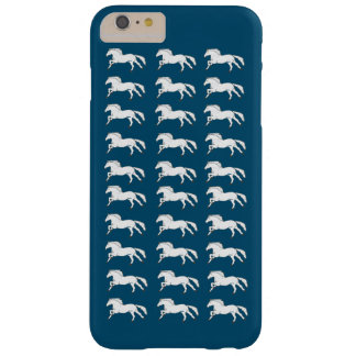 Modern, Simple & Beautiful Hand Drawn Horse Barely There iPhone 6 Plus Case
