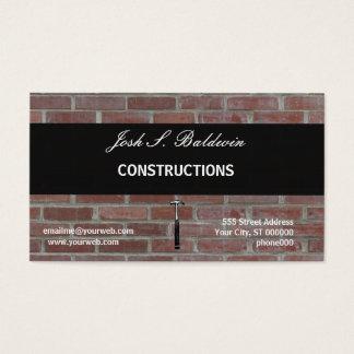 Modern Simple Builder  Brick Wall Construction
