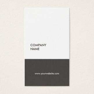 Modern Simple Texture Grey Consultant