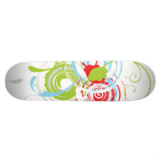 Modern Custom Skate Board