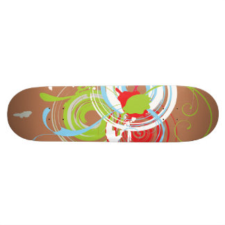 Modern Skate Board Deck