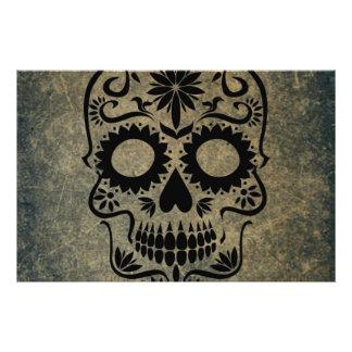 Modern Skull Art Photo