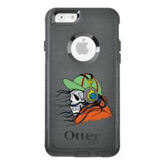 Modern Skull Horror OtterBox iPhone 6/6s Case