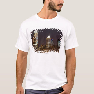 Modern skyscrapers of Philadelphia downtown T-Shirt