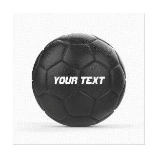 Modern Soccer Ideas Canvas Print