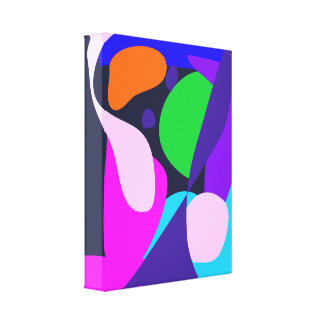 Modern Spirit Stretched Canvas Print