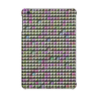 Modern square multicolored pattern