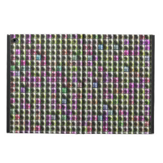 Modern square multicolored pattern powis iPad air 2 case