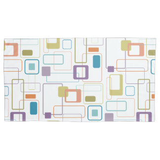 Modern Square Pillow Case