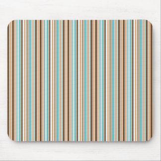 Modern Stripes Mouse Pad