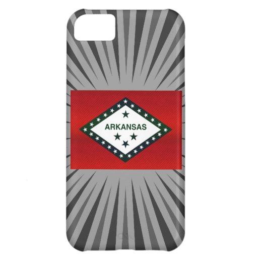 Modern Stripped Arkansan flag iPhone 5C Cover