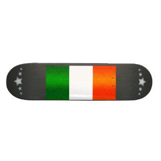 Modern Stripped Irish flag Skateboard Decks