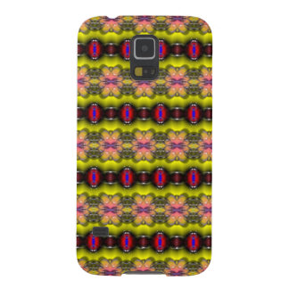 Modern stylish abstract pattern galaxy s5 cover