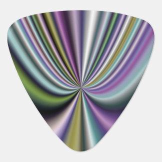 Modern Stylish Multicolor Guitar Pick