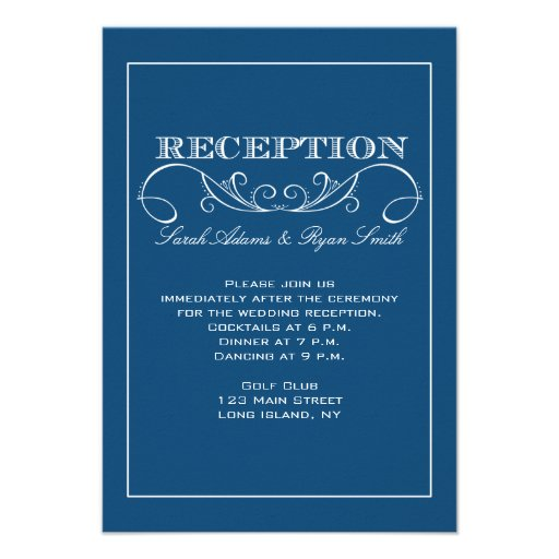 Wedding Reception Invites is one of our best ideas you might choose for invitation design