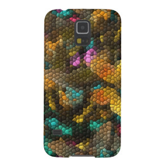 Modern tiles pattern cases for galaxy s5