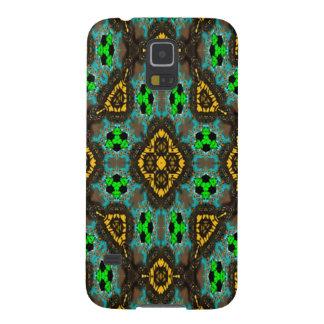 Modern trendy pattern galaxy s5 cases