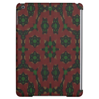 Modern Trendy pattern iPad Air Case