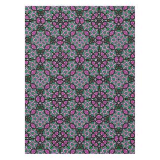 Modern trendy pattern tablecloth