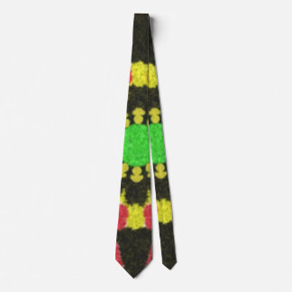 Modern trendy pattern tie