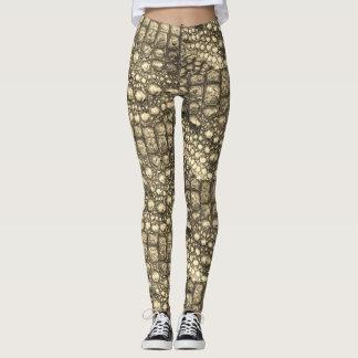 Modern Trendy Printed Womens Leggings