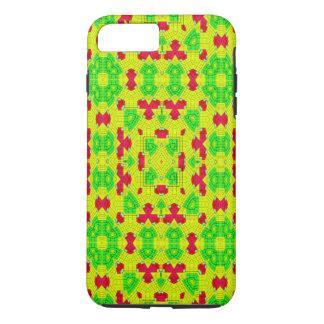 Modern trendy stylish pattern iPhone 8 plus/7 plus case