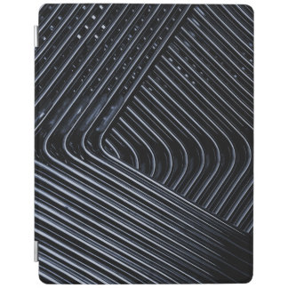 Modern Twisted Metal iPad Cover