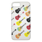 Modern Ukulele Musical iPhone 7 Case