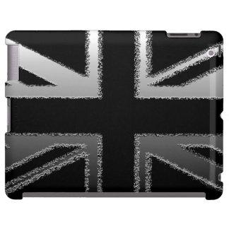 Modern Union Jack Flag iPad Case