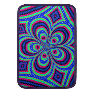 Modern unique colorful art sleeve for MacBook air