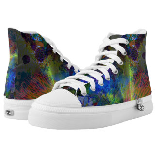 Modern unique high tops